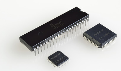 main chips for electronic equipments