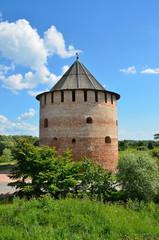 Новгород Великий, Алексеевская (Белая) башня