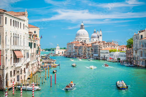 Plexiglas Stad aan het water Venezia