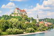 Castle of Burghausen, Bavaria, Germany