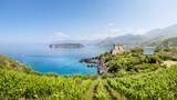 Fototapety San Nicola Arcella, Calabria, Italy