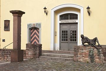 Ladenburg Stadtbibliothek