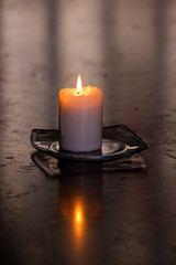 solemn candle II