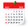 July 2015 - Calendar - 68359861