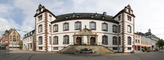 Stadthaus Merzig Panorama