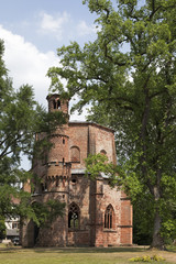 alter Turm Mettlach Wahrzeichen