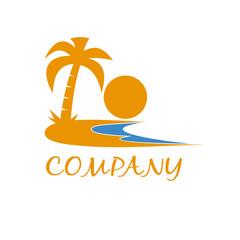 логотип природа и туризм