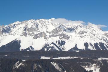 Das Dachstein-Massiv Schladming