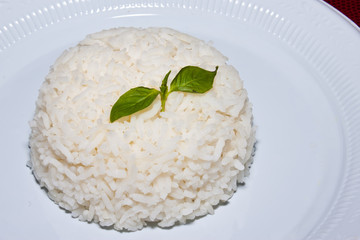 jasmine rice in thailand