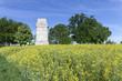 Leinwanddruck Bild - Bismarckturm in Augsburg