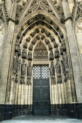 Entrance into Cologne's Cathedral