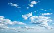 Leinwandbild Motiv Beautiful sky