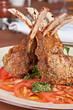 roasted lamb rib