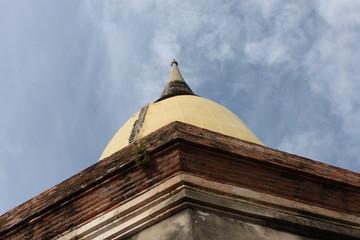 Old Ayuthaya pagoda