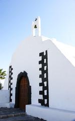 Iglesia de Tahiche, Lanzarote, Islas Canarias