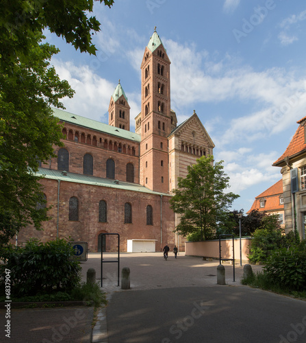 canvas print picture Speyer 431