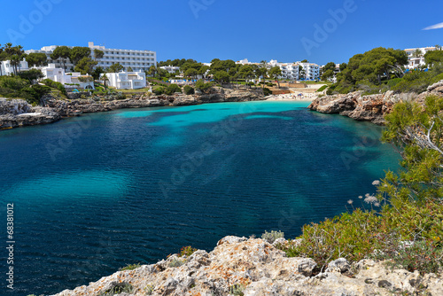 canvas print picture Cala d'or