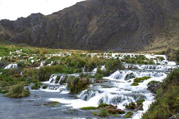 Cascadas de Vilca