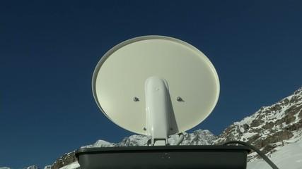 satellite antenna
