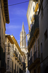 Majorca old town