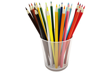pencil colorful