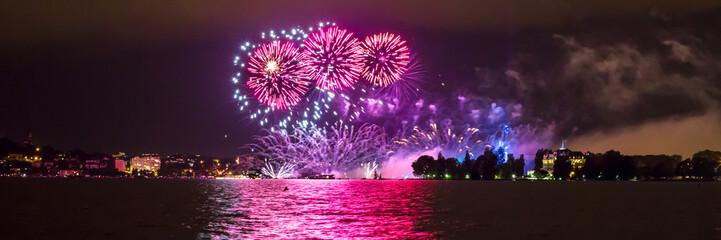 Annecy et sa fête du lac