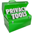 Privacy Tools Resources Data Personal Information Protection Too
