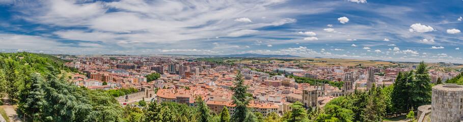 Burgos panoramic