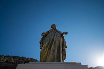 meryem ana heykeli, efes