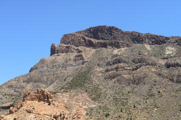 Mountain landscape, Teide, Tenerife