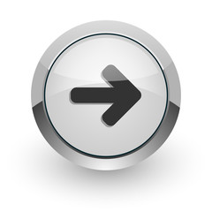 right arrow internet icon