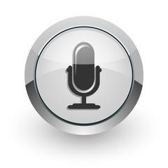 microphone internet icon