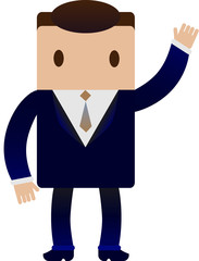 ejecutivo_saludando