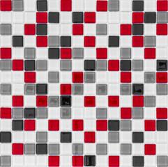 Tile wall texture
