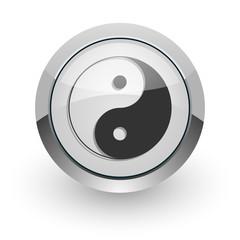 ying yang internet icon