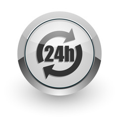 24h internet icon