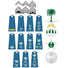 Air Force insignia Saudi Arabia