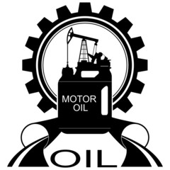 Icon oil industry-1