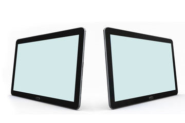 tablet screen