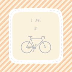 I love bicycle9