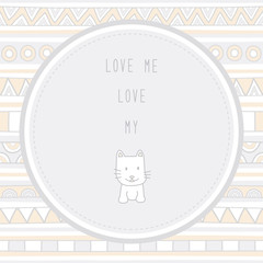 Love me love my cat2