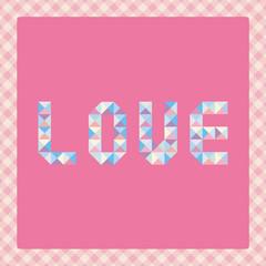 Pastel love letters2