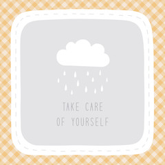 Take care of yourself3