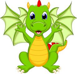Dragon cartoon