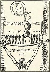 Ancient Egyptian solar ship