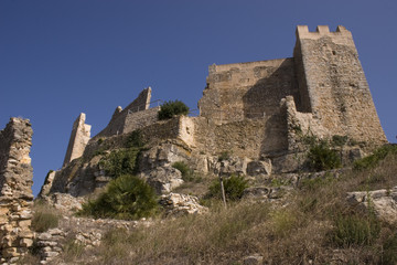 Castillo de Alcalá de Xivert (Maestrazgo) 30
