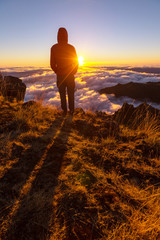 Madeira mountains