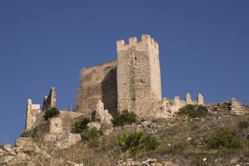 Castillo de Alcalá de Xivert (Maestrazgo) 17