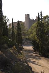 Castillo de Alcalá de Xivert (Maestrazgo) 1