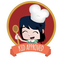 Kids food label